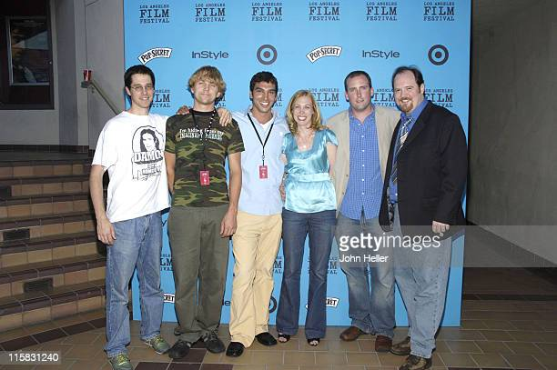 Jeff Visco Justin Bradshaw Scott Speiser Amy Cale Peterson Ben Wagner producer/director / screenwriter/editor and Christopher McCutchen