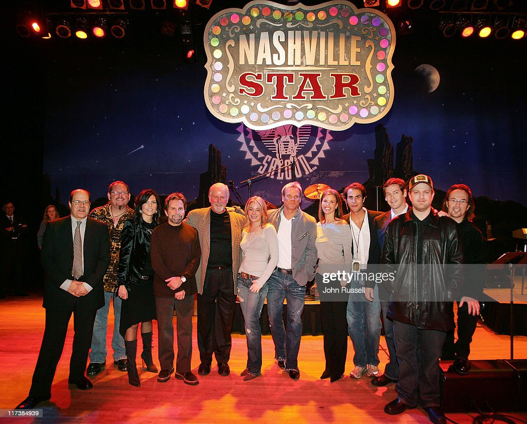 """Nashville Star 3"" - Press Conference and Regional Finals Auditions"