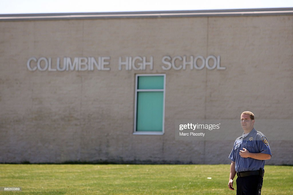 the fear of high school shootings A police car drives by marjory stoneman douglas high school in parkland, fla shootings like the one there are much less common than you may think.