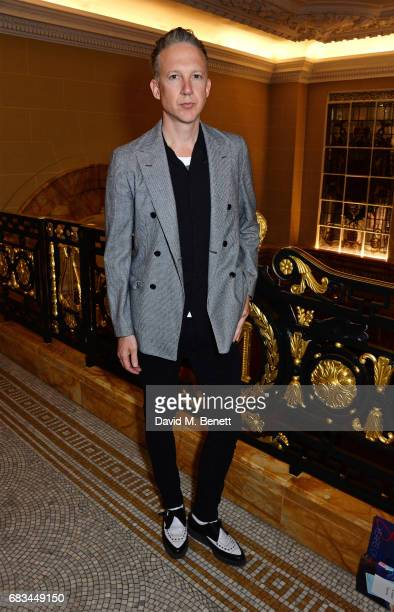 Jefferson Hack attends '8 Years Of My Life' an intimate evening of music with Rosey Chan hosted by Rosey Chan and Client Earth at Cafe Royal on May...