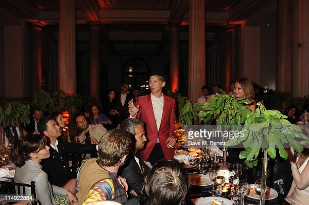 MANDATORY CREDIT PHOTO BY DAVE M BENETT/GETTY IMAGES REQUIRED Jefferson Hack attends the Istancool Gala Dinner at the Istancool Festival hosted by...