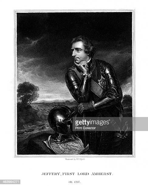 Jeffery Amherst 1st Baron Amherst CommanderinChief of the British Army Amherst commanded British forces in the war against the French in North...