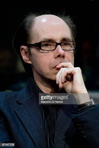 Jeffery Deaver attends at the Turin 2009 International Book Fair on May 17 2009 in Turin Italy