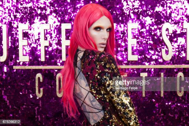 Jeffree Star attends the 3rd Annual RuPaul's DragCon at Los Angeles Convention Center on April 30 2017 in Los Angeles California