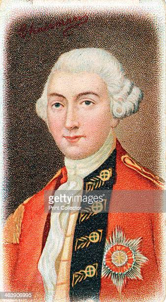 Jeffrey Amherst lst Baron Amherst English soldier c1910 Amherst commanded British forces in the war against the French in North America in 17581760...