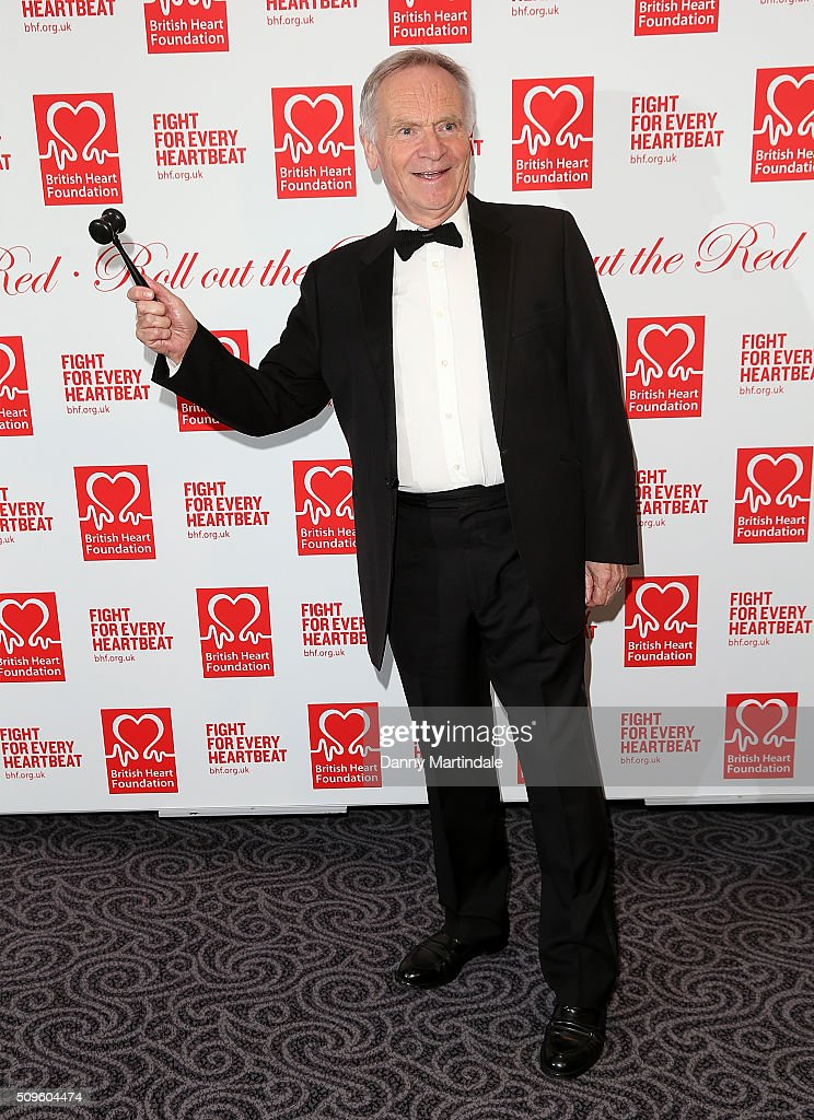 <a gi-track='captionPersonalityLinkClicked' href=/galleries/search?phrase=Jeffrey+Archer&family=editorial&specificpeople=221280 ng-click='$event.stopPropagation()'>Jeffrey Archer</a> attends the British Heart Foundation: Roll Out The Red Ball at The Savoy Hotel on February 11, 2016 in London, England.