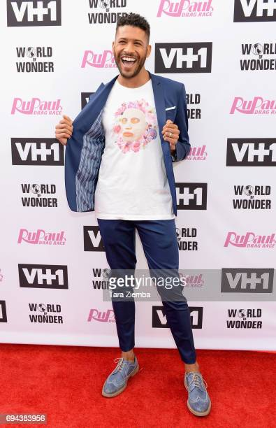 Jeffrey BowyerChapman arrives at 'RuPaul's Drag Race' Season 9 Finale Taping at Alex Theatre on June 9 2017 in Glendale California