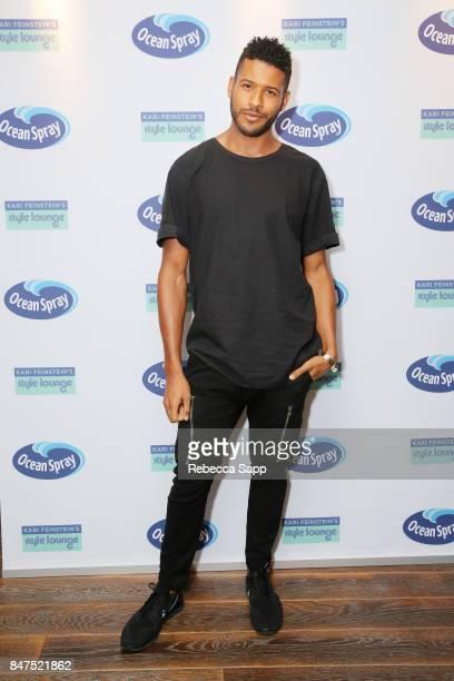 Jeffrey BowyerChapman attends Kari Feinstein's Style Lounge presented by Ocean Spray on September 15 2017 in Los Angeles California