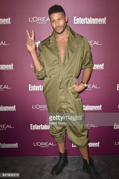 Jeffrey BowyerChapman attends the 2017 Entertainment Weekly PreEmmy Party Arrivals at Sunset Tower on September 15 2017 in West Hollywood California