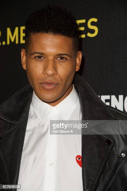 Jeffrey BowyerChapman attends the screening of ATT Audience Network's 'Mr Mercedes' at The Beverly Hilton Hotel on July 25 2017 in Beverly Hills...