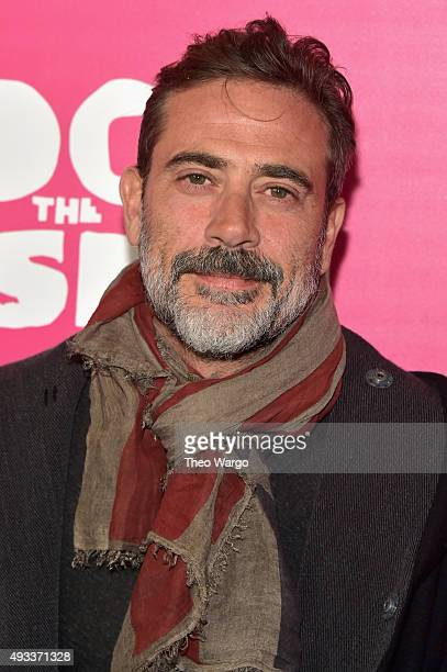 Jeffrey Dean Morgan attends the 'Rock The Kasbah' New York Premiere at AMC Loews Lincoln Square 13 theater on October 19 2015 in New York City