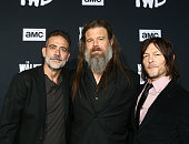 The Walking Dead Premiere and Party