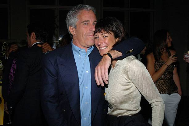 UNS: In The News: Ghislaine Maxwell