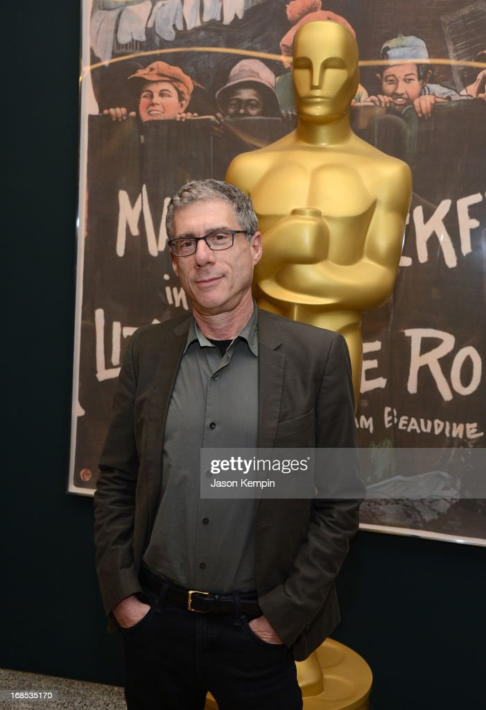 Jeffrey Friedman attends The Academy Of Motion Picture Arts And Sciences' Premiere Of 'Portrait Of Jason' at Linwood Dunn Theater at the Pickford Center for Motion Study on May 10, 2013 in Hollywood, California.