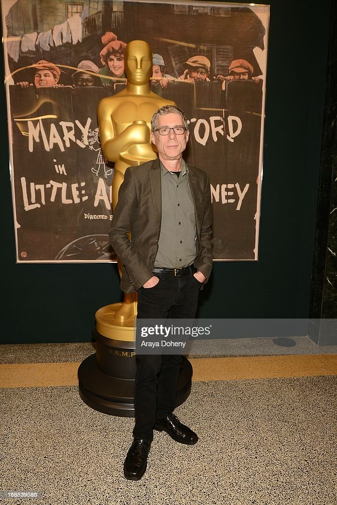 Jeffrey Friedman attends the AMPAS Hosts 'Portrait of Jason' Screening at Linwood Dunn Theater at the Pickford Center for Motion Study on May 10, 2013 in Hollywood, California.