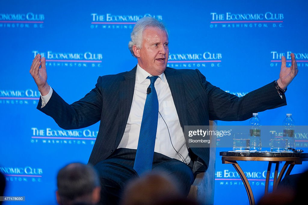 ceo jeffrey immelt and the reinvention Jeffrey r immelt general electric's chief executive officer and chairman of the board i'm an optimist i've always believed the future is going to be better than the past.