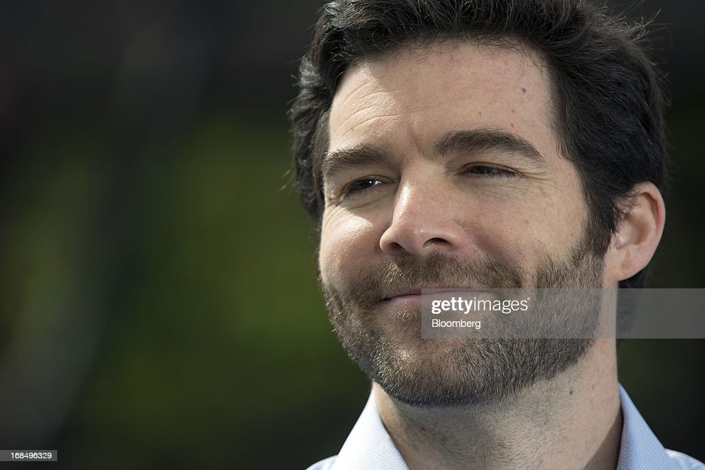 Jeffrey 'Jeff' Weiner, chief executive officer of LinkedIn Corp., listens during a Bloomberg West television interview outside of the company's headquarters in Mountain View, California, U.S., on Thursday, May 9, 2013. The business-oriented network, which is celebrating its 10th anniversary, reported that revenue for the first-quarter of 2103 was $324.7 million, up from $188.5 million in the first quarter of 2012. Photographer: David Paul Morris/Bloomberg via Getty Images