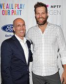 Jeffrey Katzenberg hosts MPTF's NextGen Summer Party...