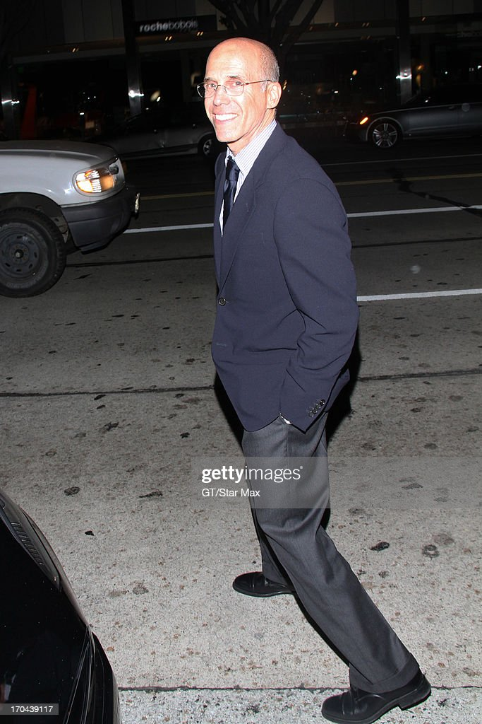<a gi-track='captionPersonalityLinkClicked' href=/galleries/search?phrase=Jeffrey+Katzenberg&family=editorial&specificpeople=171496 ng-click='$event.stopPropagation()'>Jeffrey Katzenberg</a> as seen on June 12, 2013 in Los Angeles, California.