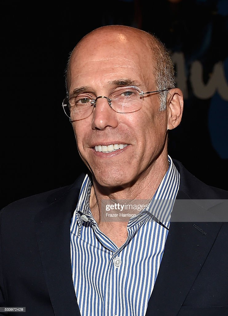 Jeffrey Katzenberg (CEO, DreamWorks Animation) attends Fast Company's Creativity Counter-Conference at the AwesomenessTV offices as part of the Santa Monica Fast Track. on May 24, 2016 in Los Angeles, California.