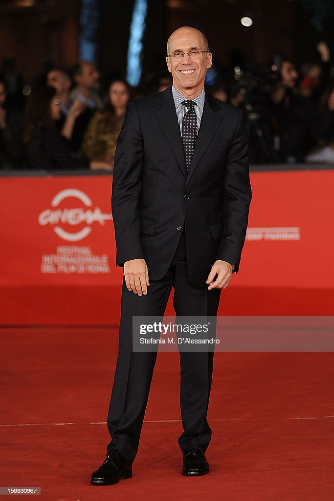 <a gi-track='captionPersonalityLinkClicked' href=/galleries/search?phrase=Jeffrey+Katzenberg&family=editorial&specificpeople=171496 ng-click='$event.stopPropagation()'>Jeffrey Katzenberg</a> attends 'Rise Of The Guardians' Premiere during The 7th Rome Film Festival on November 13, 2012 in Rome, Italy.