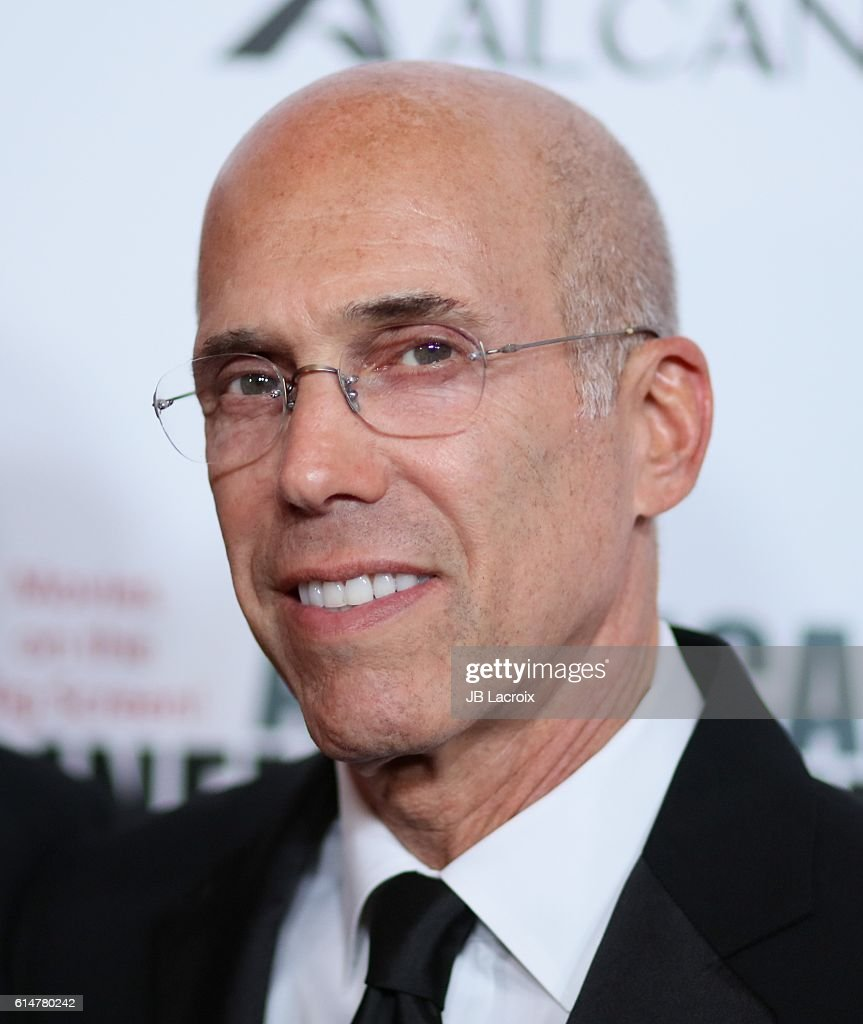 Jeffrey Katzenberg attends the 30th Annual American Cinematheque Awards Gala at The Beverly Hilton Hotel on October 14, 2016 in Beverly Hills, California