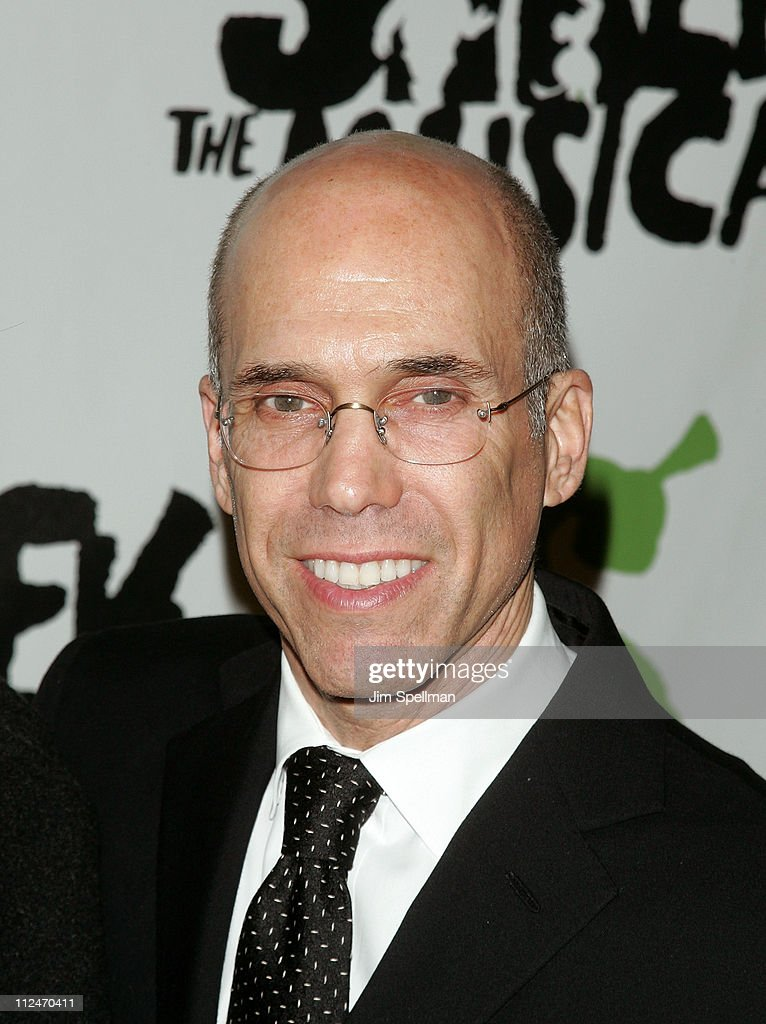 <a gi-track='captionPersonalityLinkClicked' href=/galleries/search?phrase=Jeffrey+Katzenberg&family=editorial&specificpeople=171496 ng-click='$event.stopPropagation()'>Jeffrey Katzenberg</a> attends the opening night party for 'Shrek The Musical' on Broadway at the Plaza hotel on December 14, 2008 in New York City.