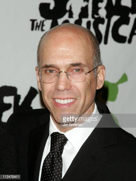 Jeffrey Katzenberg attends the opening night party for 'Shrek The Musical' on Broadway at the Plaza hotel on December 14 2008 in New York City