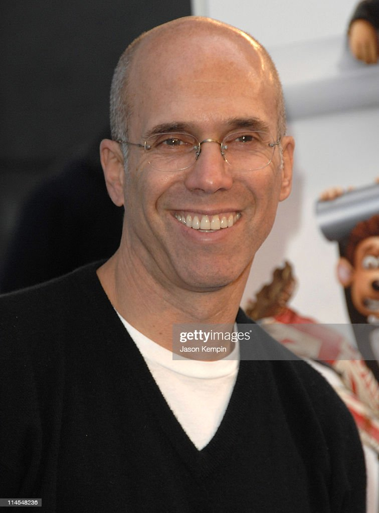 <a gi-track='captionPersonalityLinkClicked' href=/galleries/search?phrase=Jeffrey+Katzenberg&family=editorial&specificpeople=171496 ng-click='$event.stopPropagation()'>Jeffrey Katzenberg</a> during 'Flushed Away' New York City Premiere - Arrivals at AMC Lincoln Square in New York City, New York, United States.