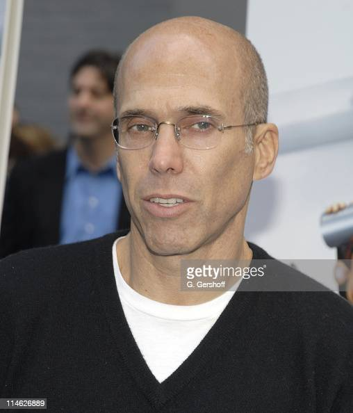 Jeffrey Katzenberg during 'Flushed Away' New York Premiere at AMC Lincoln Square in New York City New York United States