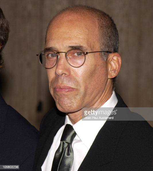 Jeffrey Katzenberg during The 2003 Spirit of Liberty Award Dinner at The Beverly Hilton in Beverly Hills California United States