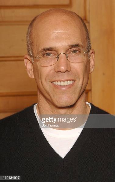 Jeffrey Katzenberg who was presented with an official Scottish Clan Tartan certificate for the character Shrek