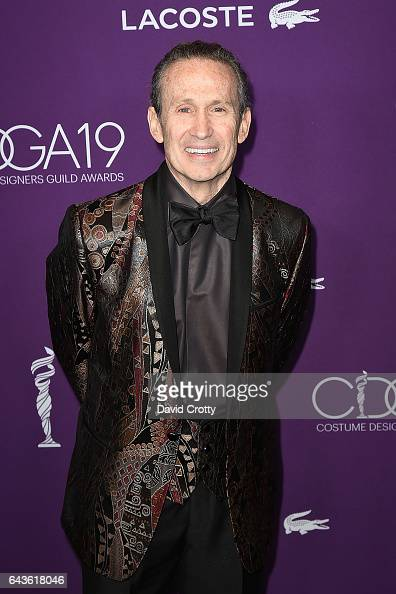 Jeffrey Kurland attends the 19th CDGA Arrivals at The Beverly Hilton Hotel on February 21 2017 in Beverly Hills California