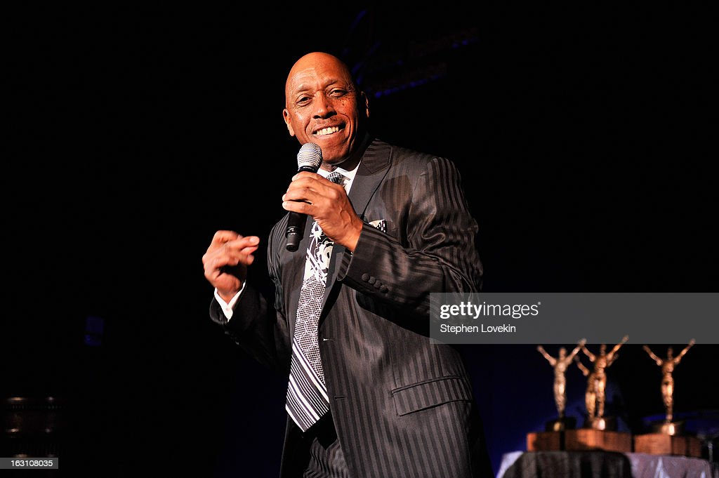 Jeffrey Osborne performs onstage at the The Jackie Robinson Foundation Annual Awards' Dinner at the Waldorf Astoria Hotel on March 4, 2013 in New York City.