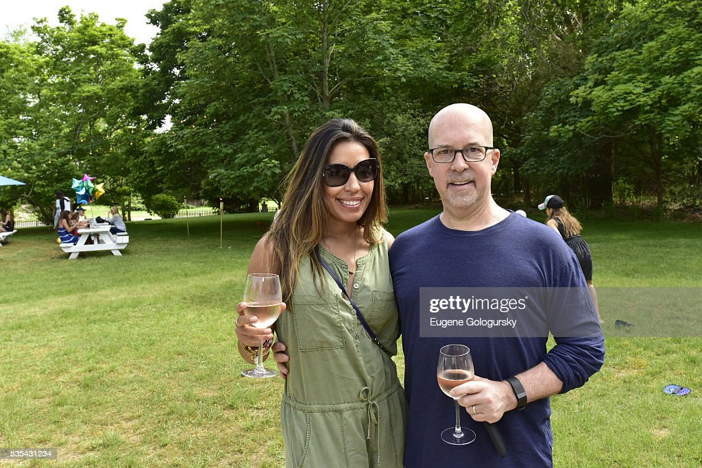 Jeffrey Roseman and Shirley Roseman attend as Jason Binn hosts his Annual Memorial Day Party with DuJour Media's Leslie Farrand and Moby's sponsored by Rolls-Royce and Empire CLS on May 29, 2016 in East Hampton.