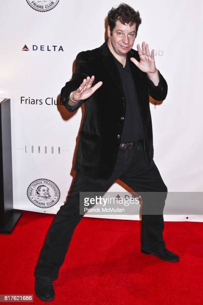 Jeffrey Ross attends THE NEW YORK FRIARS CLUB ROAST OF QUENTIN TARANTINO at Friars Club on December 1 2010 in New York City