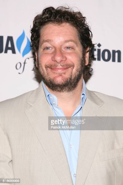 Jeffrey Ross attends UJAFEDERATION OF NEW YORK honors JULIE GREENWALD and CRAIG KALLMAN with The Music Visionary of the Year Award at The Pierre on...