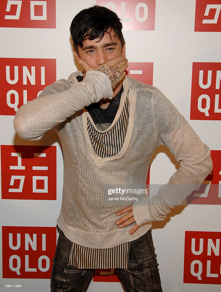 Jeffrey Sebelia during Grand Opening of Uniqlo Flagship Store at Uniqlo Flagship Store in New York City New York United States