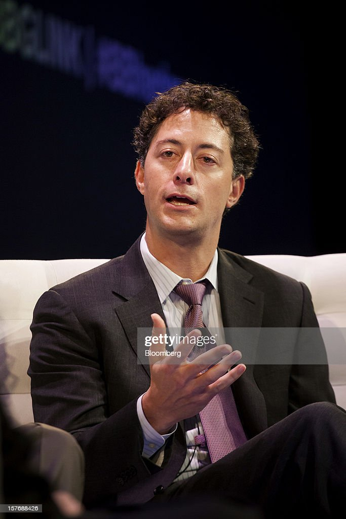 Jeffrey Smith, chief executive officer and chief investment officer at Starboard Value LP, speaks during the Bloomberg Hedge Funds Summit in New York, U.S., on Wednesday, December 5, 2012. The Bloomberg Hedge Funds Summit convenes managers and investors to discuss the impact of the European debt crisis on the global markets and break down the fundamentals driving volatility in the equity markets. Photographer: Michael Nagle/Bloomberg via Getty Images