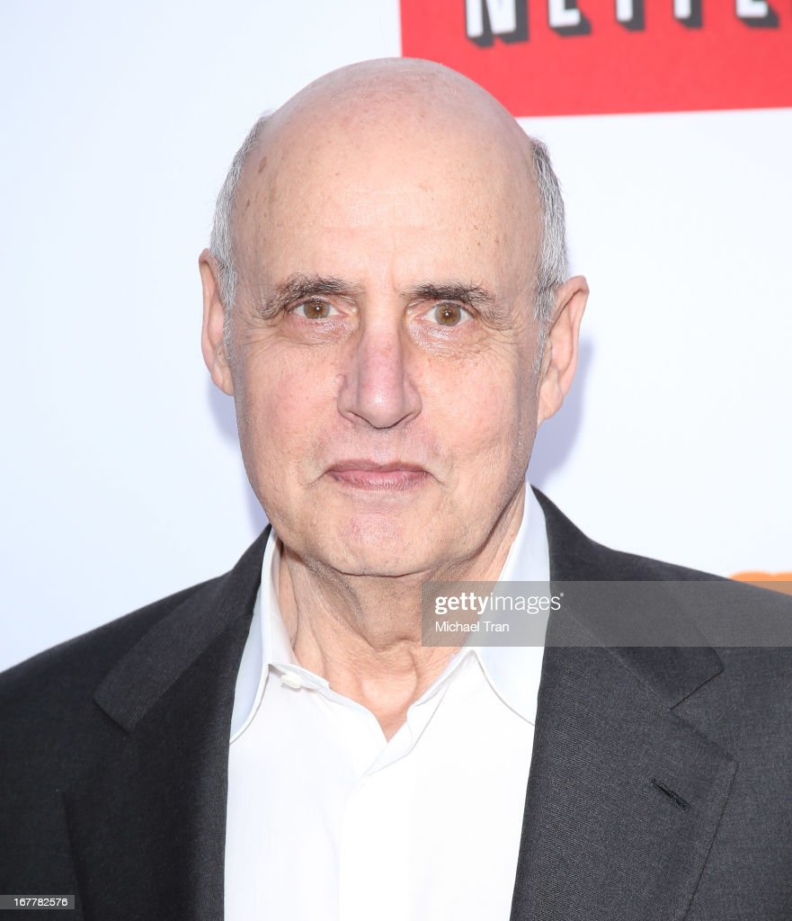 <a gi-track='captionPersonalityLinkClicked' href=/galleries/search?phrase=Jeffrey+Tambor&family=editorial&specificpeople=210677 ng-click='$event.stopPropagation()'>Jeffrey Tambor</a> arrives at Netflix's Los Angeles premiere of 'Arrested Development' season 4 held at TCL Chinese Theatre on April 29, 2013 in Hollywood, California.