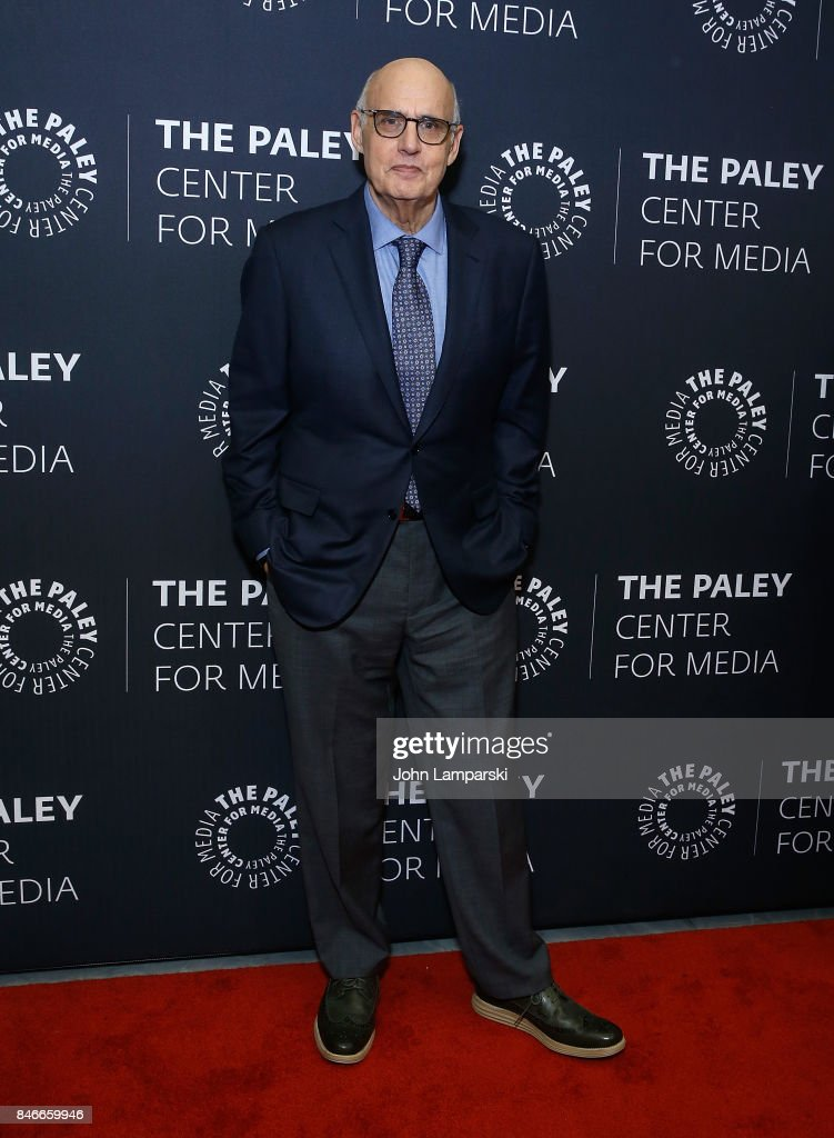 Jeffrey Tambor attends The Paley Center for Media Presents: Transparent: an evening with The Pfeffermans at The Paley Center for Media on September 13, 2017 in New York City.