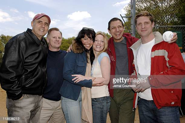 Jeffrey Tambor Gordon Clapp Sara Ramirez Sherie Rene Scott Jeff Goldblum and Christopher Sieber