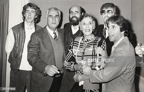 Jeffrey Tambor Henry Winkler and guests