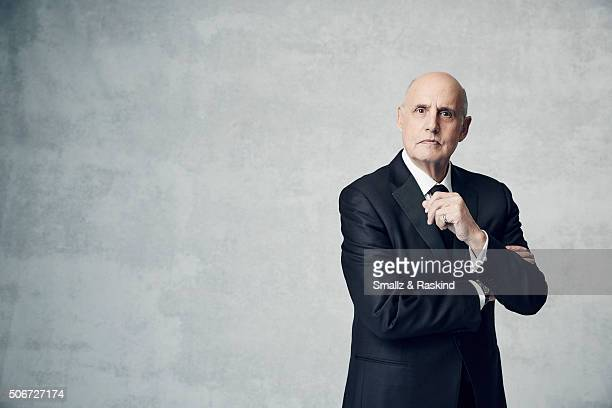 Jeffrey Tambor poses for a portrait during the 21st Annual Critics' Choice Awards at Barker Hangar on January 17 2016 in Santa Monica California