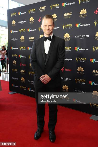 Jeffrey Walker attends the 7th AACTA Awards Presented by Foxtel | Ceremony at The Star on December 6 2017 in Sydney Australia