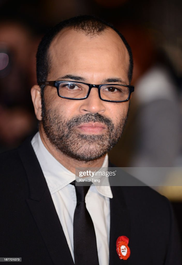 <a gi-track='captionPersonalityLinkClicked' href=/galleries/search?phrase=Jeffrey+Wright&family=editorial&specificpeople=210851 ng-click='$event.stopPropagation()'>Jeffrey Wright</a> attends the UK Premiere of 'The Hunger Games: Catching Fire' at Odeon Leicester Square on November 11, 2013 in London, England.