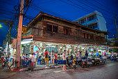 Jek Piek coffeeshop in Hua Hin Thailand