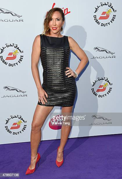 Jelena Jankovic attends the WTA PreWimbledon Party at Kensington Roof Gardens on June 25 2015 in London England