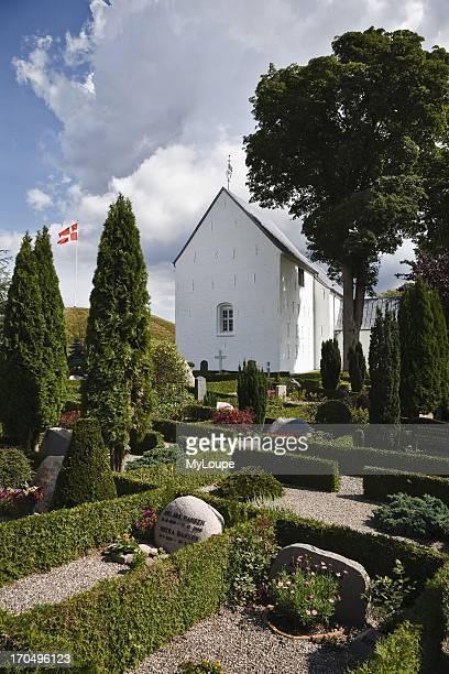 Jelling Church Jutland Denmark
