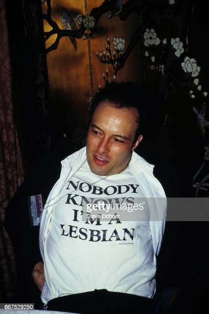 Jello Biafra at CMJ Music Marathon New York New York Novemeber 3 1993